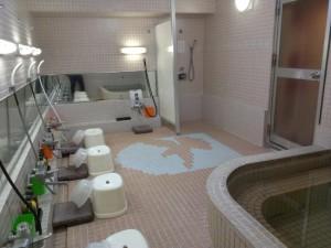 ホテルハシモト浴場