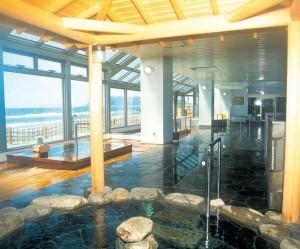 湯の浜ホテル大浴場 - コピー